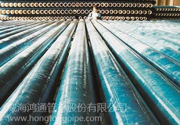 塑料合金防腐蚀复合管